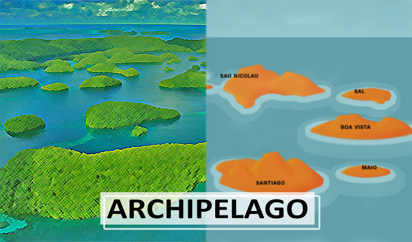 What is an Archipelago & How do archipelagos form?